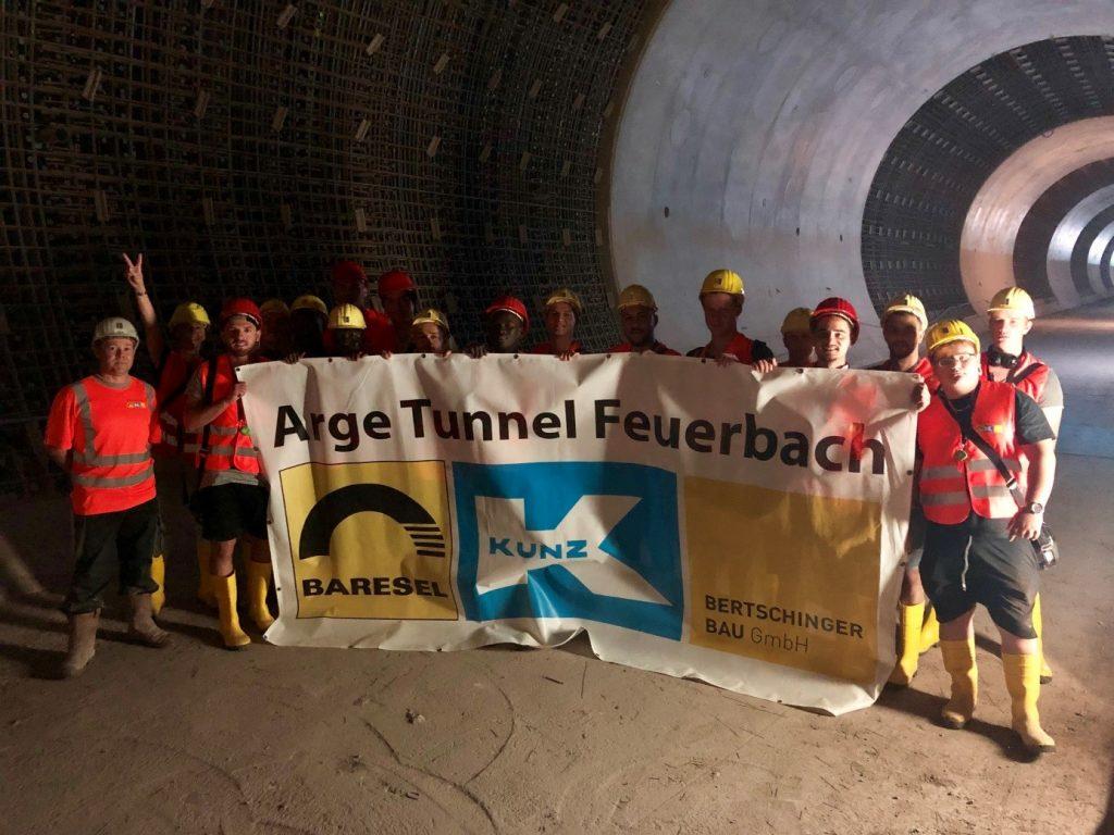 Tunnel_Maurerklasse